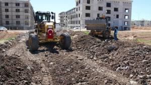 Demirkol, Yol Açma Çalışmalarını Yerinde İnceledi-Videolu Haber
