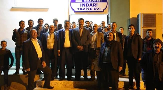 Ekinci, Hacıbayram Mahallesini İnceledi-Videolu Haber
