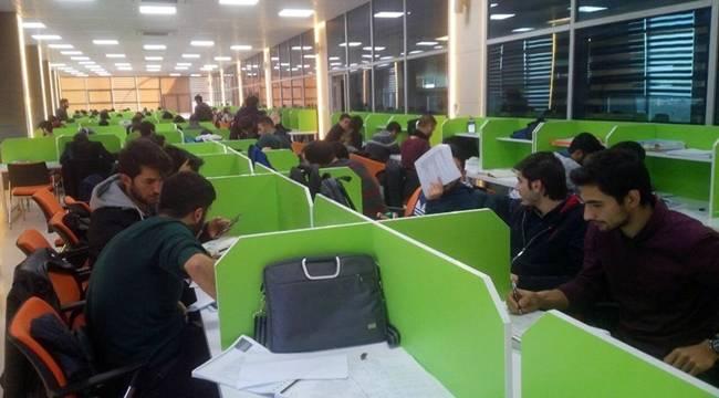 El-Battani Kütüphanesi Yeni Okuyucu Salonuna Kavuştu