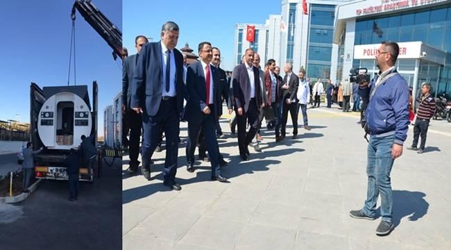 En Yakın Adana'da olan merkez Urfa'da Açıldı-Videolu Haber