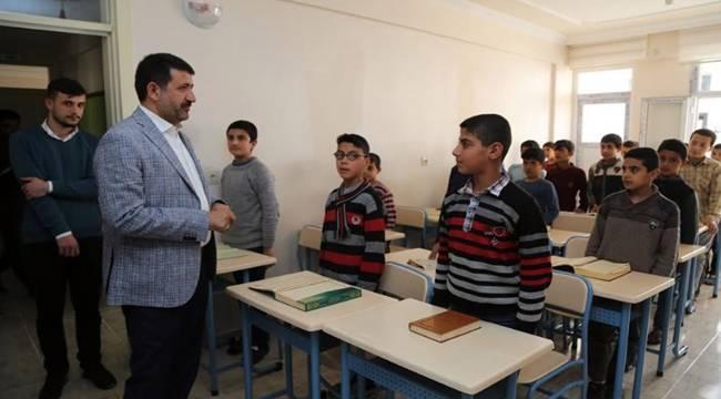 Eyyübiye'de Yeni Bir Gençlik Merkezi Açılıyor-Videolu Haber