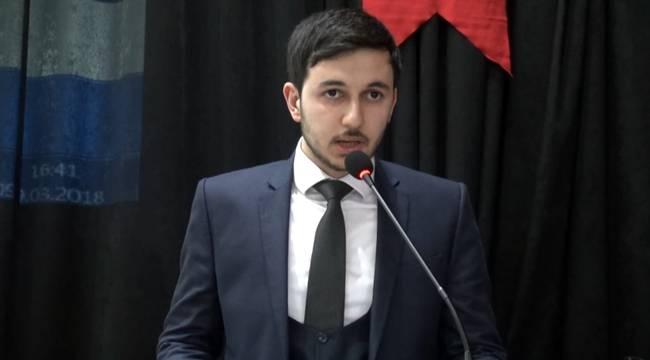 Gençlik Meclisi başkanı Faruk Evran oldu-Videolu Haber