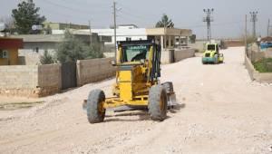 Haliliye'de 5 Ayrı Ekiple Çalışmalar Sürüyor-Videolu Haber