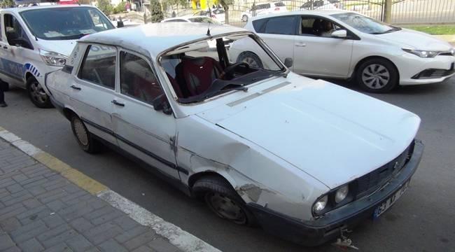 Haliliye'de Trafik Kazası, 2 Yaralı