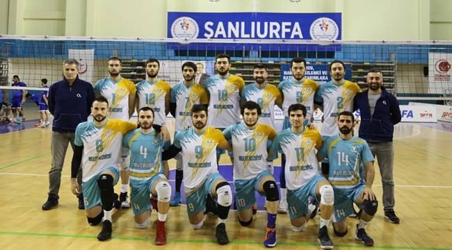 Haliliye Voleybol Takımı, Play- Off'da-Videolu Haber