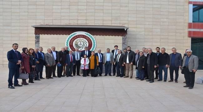 Harran Üniversitesi ile STK buluşmaları devam ediyor