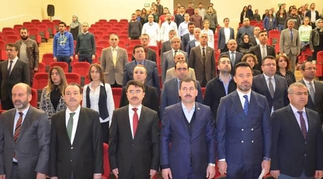 Harran Üniversitesinde 14 Mart Tıp Bayramı Etkinliği