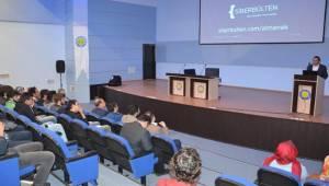 HRÜ'de Türkiye'de Siber Güvenlik Eğitim Semineri Düzenlendi
