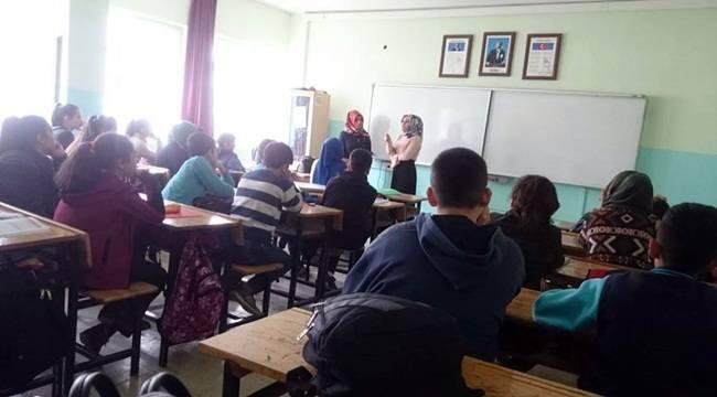 HRÜ İlahiyat Fakültesin'den Değerler Eğitimi Projesi
