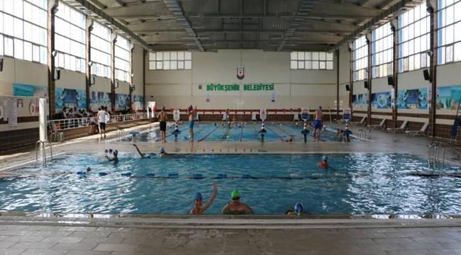 İkiz Yüzme Havuzlar Mayıs Ayında Açılıyor-Videolu Haber