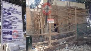 İş Süresi Bitti Tarihi Türbe Restorasyonu Bitmedi