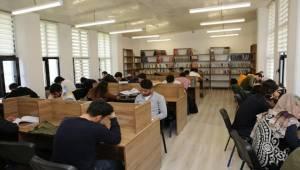 Karaköprü Okuma Evleri Öğrencilerin Uğrak Yeri Oldu