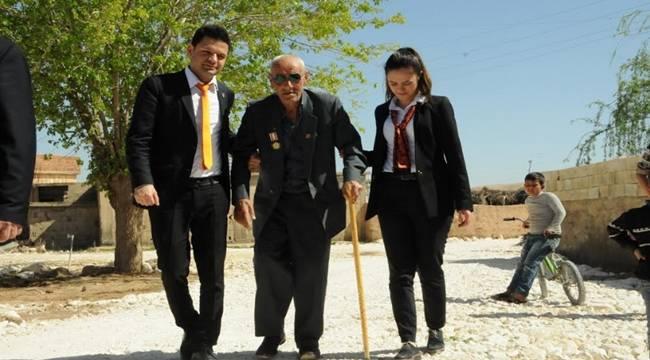 Kıbrıs Gazisinin Yol Talebi