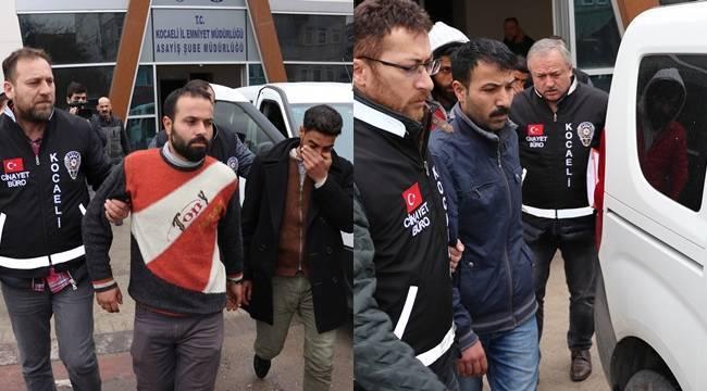 Kız Kardeşlerini Kaçıran Şahsı Baltayla Ağır Yaralayan 4 Zanlı Tutuklandı