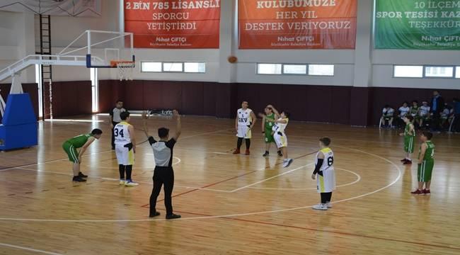 Küçük Erkekler Basketbol Şampiyonası Sona Erdi