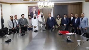 Kuveytliler Urfa'da Okul Yapacak-Videolu Haber