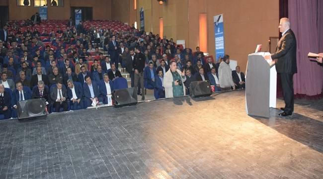 Metin Külünk Viranşehir'de