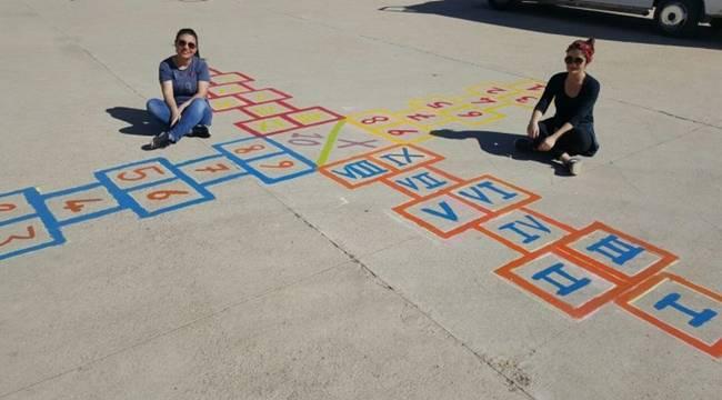 Öğrenciler Oyun Oynayarak Öğrenecek