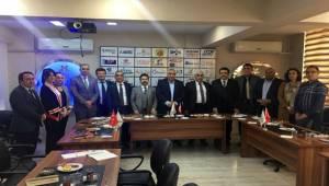 Ortadoğu İş Adamları Forumu Ekonomik Milat Olmalı