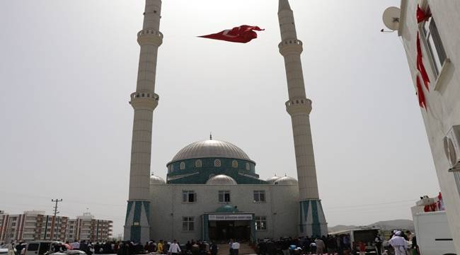 Rahime Şemşeddin Aksoy Camisi Açıldı