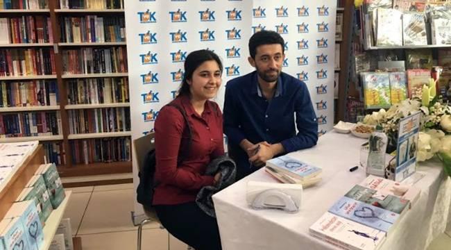 Şair Mehmet Ercan Urfalı Okuyucuları İle Buluştu
