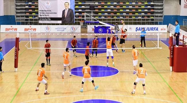 Şanlıurfa Büyükşehir Belediyesi Şampiyon Oldu