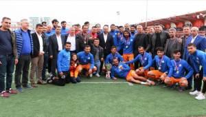 Şanlıurfa Büyükşehir Belediyespor Şampiyon Oldu-Videolu Haber