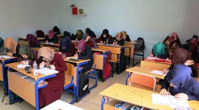 Şanlıurfa Büyükşehir'den Öğrencilere Deneme Sınavı-Videolu Haber