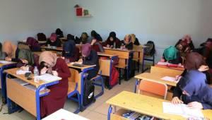 Şanlıurfa Büyükşehir'den Öğrencilere Deneme Sınavı