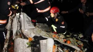 Şanlıurfa'da feci kaza: 2 ölü, 1 yaralı
