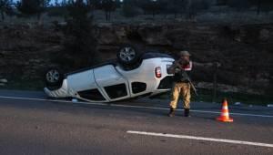Şanlıurfa'da trafik kazası, 1'i ağır 5 yaralı