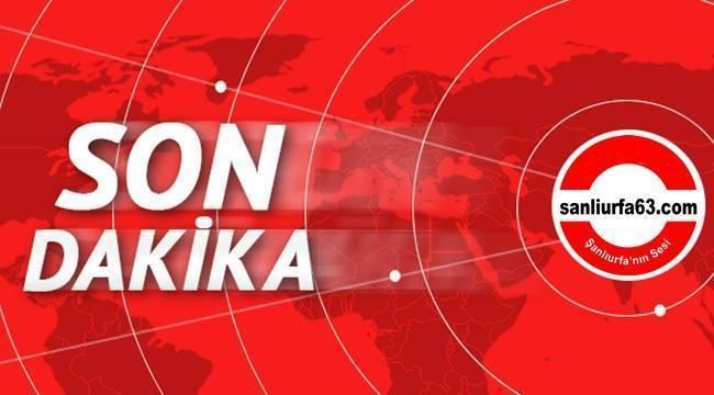 Şanlıurfa'dan Rasulayn'da Kontrol Noktası Vuruldu