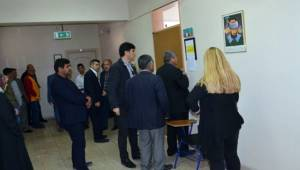 Şanlıurfa MEB'de Taşeron Kadro Sınavı Başladı