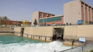 Şanlıurfa ve Mardin'e Su Verilmeye Başlandı