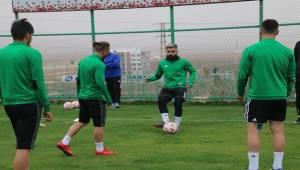 Şanlıurfaspor, Karşıyaka Maçına Hazır