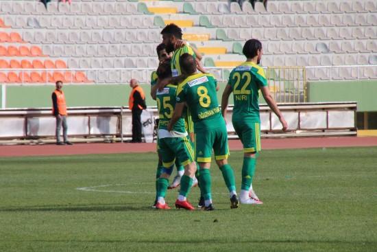 Şanlıurfaspor'un Umutları Yeniden Yeşerdi
