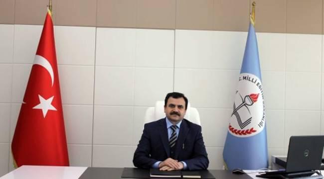 Şerafettin Turan Resmen Şanlıurfa İl Milli Eğitim Müdürü