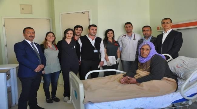 Şırnak'ta İlk Defa Kalp Pili Takıldı