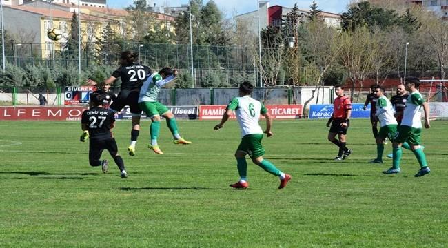 Siverek Belediyespor Gol Olup Yağdı