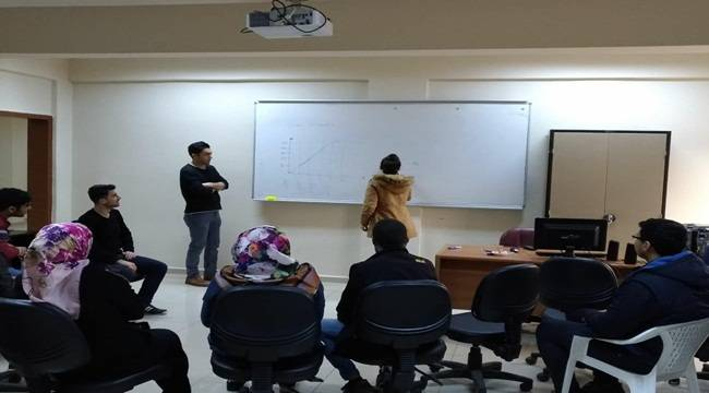 Siverek Meslek Yüksekokulunda DGS Hazırlık kursu