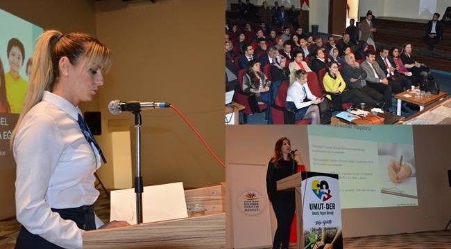 Siverek'te Çocuk İstismarı Konulu Program Yapıldı