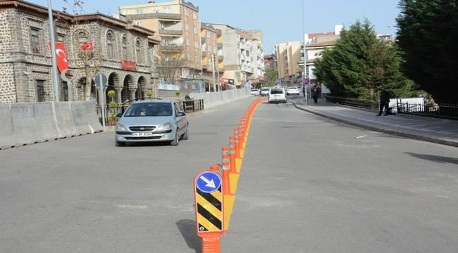 Siverek'te Güvenlik Nedeni ile Kapatılan Yol Trafiğe Açıldı