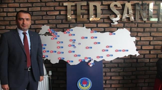 TED Şanlıurfa Koleji, bu yıl liselilere de kapılarını açıyor