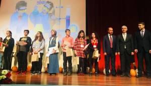 TÜBİTAK Bölge Sergisinde Şanlıurfa 4 Proje İle Dereceye Girdi