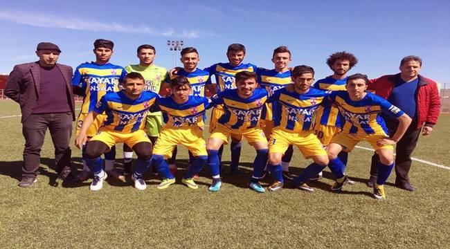 U 19 Liginde Şanlıurfa'yı Temsil Edecek İlk Takım Belli Oldu