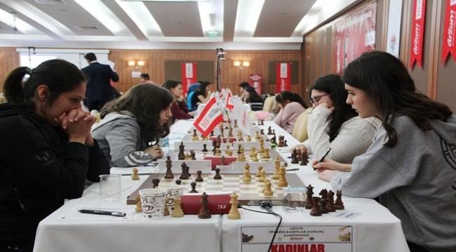 Uktenur Çatal,Türkiye Kadınlar Satranç Turnuvasında