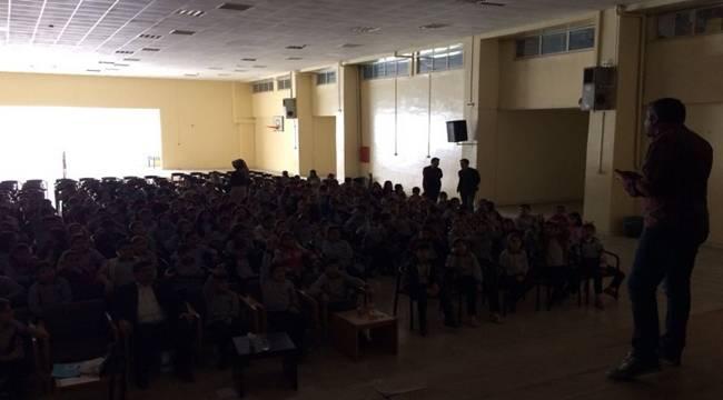 Urfa'da 3 Ayrı Okulda Tütün Bağımlılığı Eğitimi Verildi