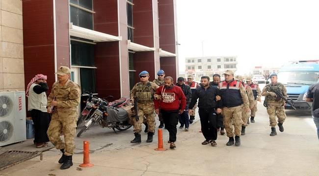 Urfa'da 3 DEAŞ'lı Yakalandı