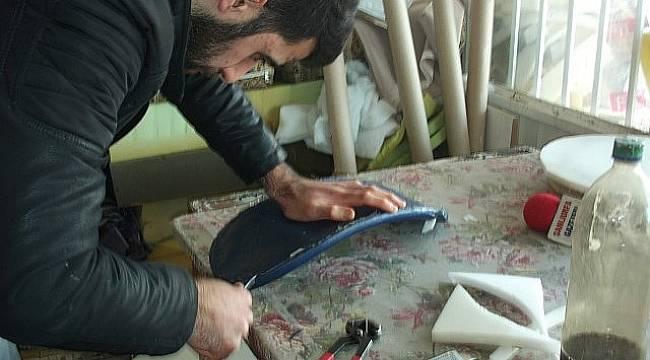 Urfa'da Döşemeciler Çırak Bulamıyor
