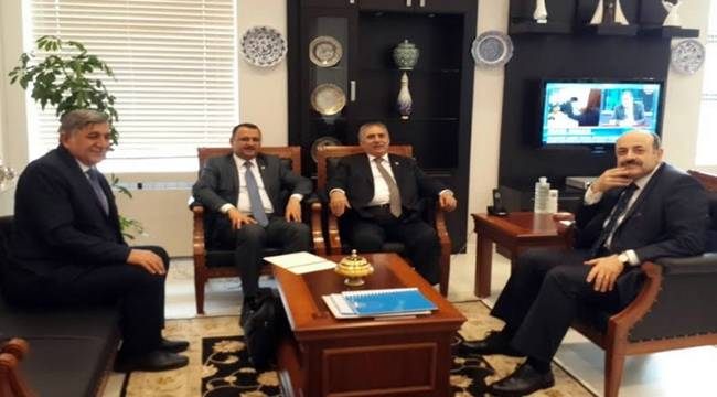 Urfa'da Hukuk ve Eczacılık Fakültesi Açılacak